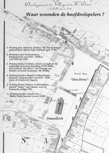 sinaai grondplan 1798 sinay